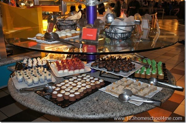 Top 5 Disney World Character Dining