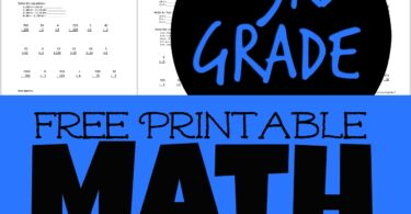 Free 3rd Grade Math Worksheets - print grade 3 free worksheets to practice double digit addition and subtraction, multiplication, subtraction, word problems, telling time, and more!