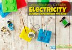 Lego Squishy Circuits Electricity Science Experiment for Kids