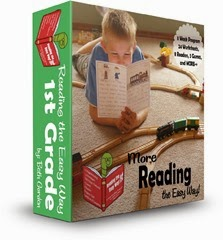Reading the Easy Way 1st Grade