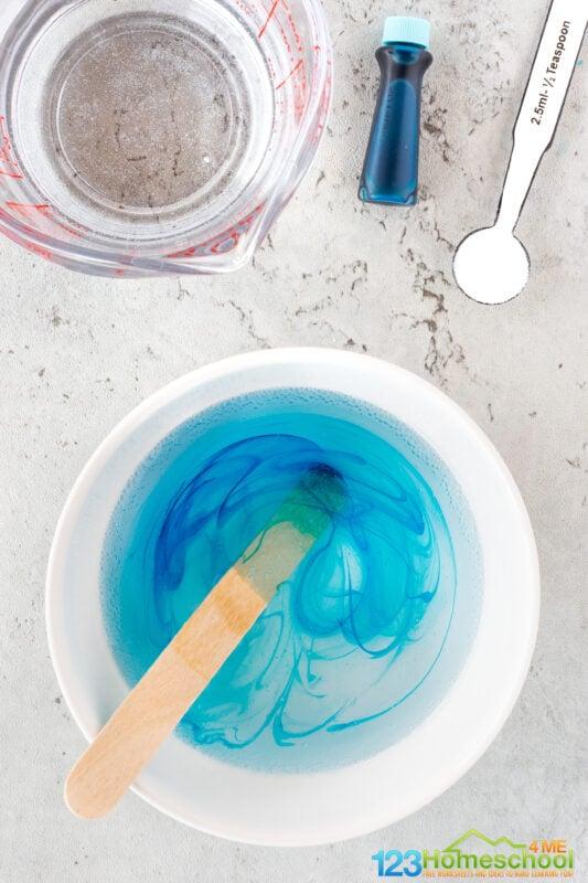 easy slime recipe for kids