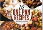 One Pan Dinner Recipes