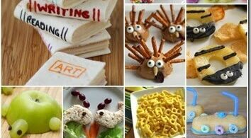 150 Cute Snack Ideas for Kids