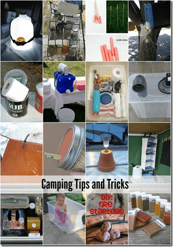 20 Genius Camping Hacks