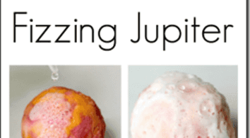 Fizzing Jupiter Science Project