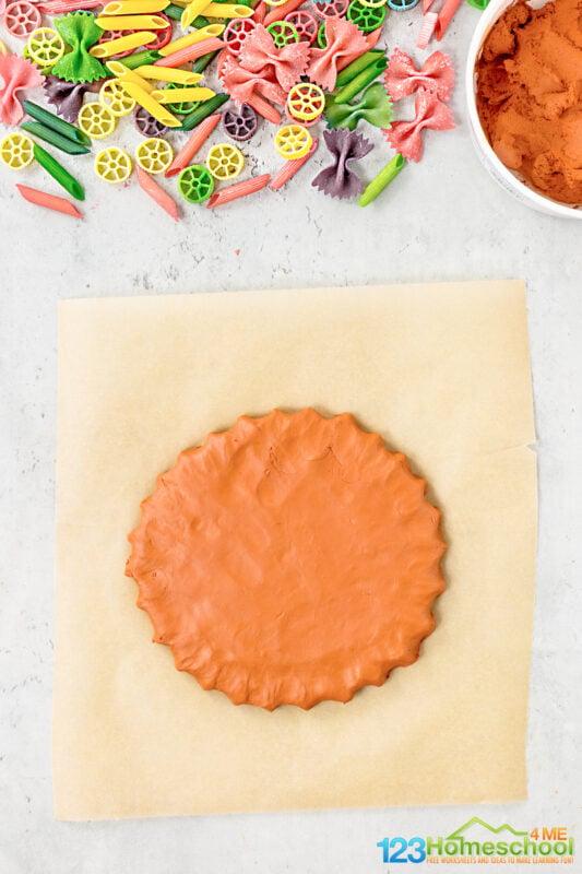 pasta craft idea