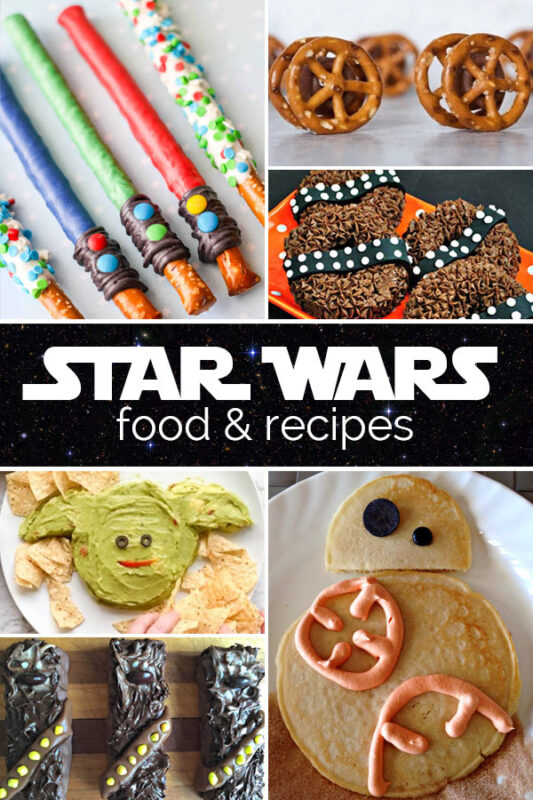 Star Wars Food and Recipes