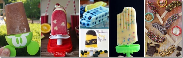 Popsicle Recipes - Yummy