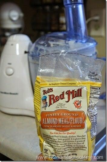 add almond flour