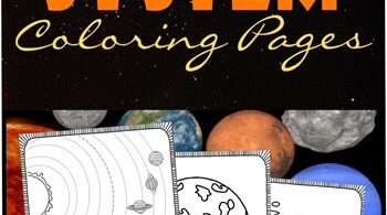 Solar-System-Coloring-Pages