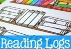 FREE Bookshelf Summer Reading Logs