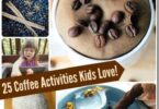 Coffee Activities for Kids