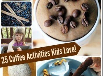 Coffee Activities for Kids