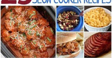 Family Crockpot Recipes