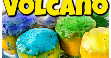 Have you ever heard of a lemon volcano? Kids are going to love this fun, creative,volcano experiment that screams summer! This simplelemon volcano experimentis perfect for curious kids from toddler, preschool, pre-k, kindergarten, first grade, 2nd grade, and 3rd graders too. All you need are a few simple materials to make some amazingerupting lemon volcanos!