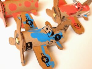 aeroplane craft