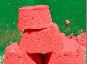 Easy Watermelon Moon Sand Recipe