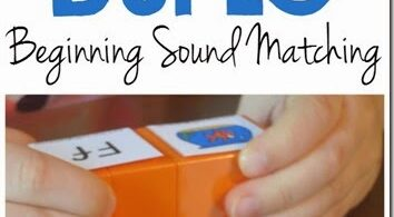 Beginning Sound Matching LEGO Game