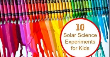 FUN Solar Science Experiments for Kids