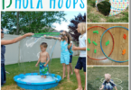 Hula Hoop Activities for Kids