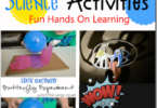 Easy Preschool Science Experiments