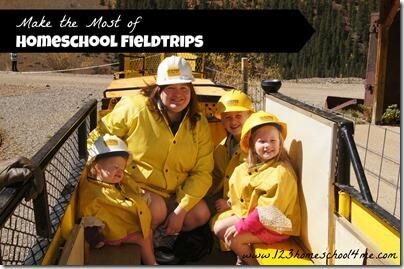 homeschool fieldtrips