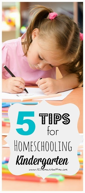 How to Homeschool Kindergarten - 5 fantastic trips every parent should read!