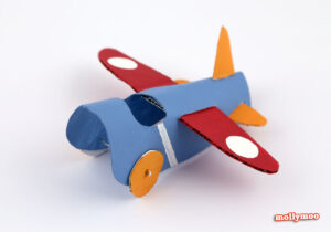 plane craft for preschool