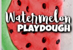 Nothing says summer like a big juicy watermelon! We whipped up a bath of this gorgeouswatermelon playdoughfor ourupcomingwatermelon theme! Thishomemade playdoh recipe is super easy-to-make, soft, and such a funwatermelon activity!Use thissummer activities for preschoolers, toddlers, kindergartners, grade 1, grade 2, and grade 3 students.