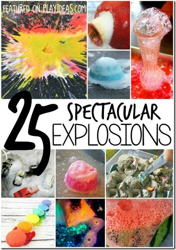 25 Amazing Sizzling Experiments for Kids - These would make awesome summer activities for kids of all ages that make them say WOW! So much fun.