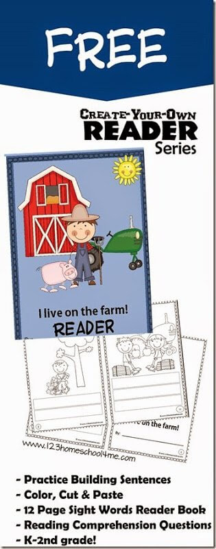 Farm-sight-word-reader