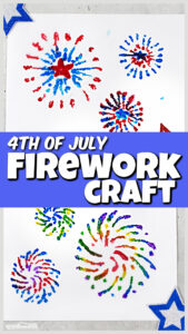 Nothings says summer like fireworks! Whether you see them at the fair, Disney, or your local 4th of July celebration, they are a way to end an event with a stunning bang. Kids will love creating a beautiful firework craft to recall what they saw. This fourth of July crafts is super simple, but so much FUN to make. The possibilities are endless using this independence day craft ideas. Try thisJuly 4th crafts technique with preschool, pre-k, kindergarten, first grade, 2nd grade, 3rd grade, 4th grade, 5th grade, and 6th graders too. So grab your supplies forwatercolor painting with salt and let's make some stunningsummer crafts for kids.