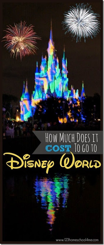 How much does it cost to go to Disney World? Fantastic tips and tricks to make your Disney World planning easier. Includes a break down of how much it will cost for families to go to Disney World for a week and which hotels to stay at.