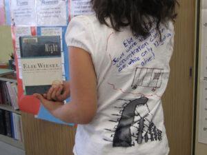 book report tshirt