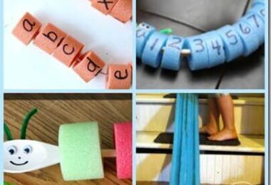 Fun Pool Noodle Activities for Kids