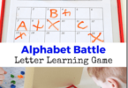Alphabet Battle Game
