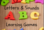 Alphabet Letters & Sounds Games