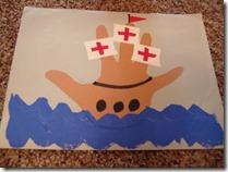 Columbus Day Craft4