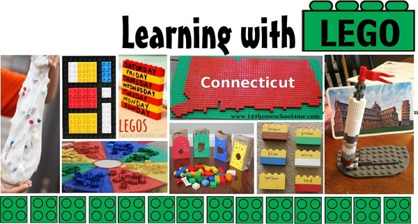Learning with Lego History, Geography, Art, Preschool