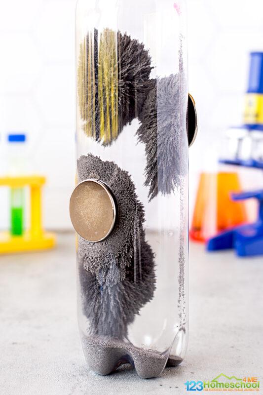 Magnet Experiments for Kindergarten