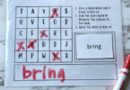 Printable Sight Word Word Search