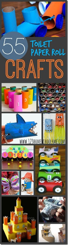 Don't throw out that toilet paper roll! You are going to want to save those tp rolls to make these super cute and fun-to-make toilet paper roll crafts for your next kids activities. Recycling the cardboard tube into cars, sharks, octopus, games, snakes, butterflies, trees, dinosaur skeletons and more is lots of fun for toddler, preschool, pre k, kindergarten, first graders and 2nd graders too!