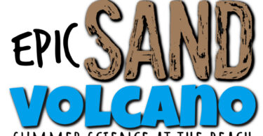 Looking for really fun beach activities for kids? Thissand volcano is not only a really cool thing to do on your summer vacation, but a funsummer science experiment too. Thisvolcano experiment is perfect for toddler, preschool, pre-k, kindergarten, first grade, 2nd grade, and 3rd graders too. Thissummer activities for kidsis super quick and easy with NO clean-up.