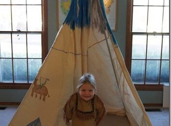 Native Americans Plains Tribes Lesson