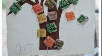 Fall-tree-crafts