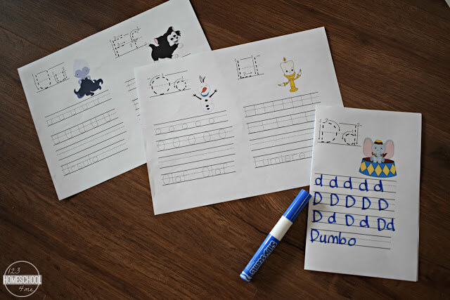 practice-writing-letters-frozen-princess-mickey-other-disney-characters-printables