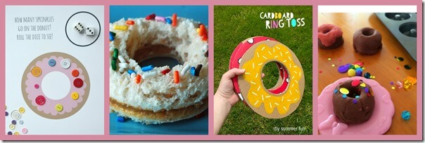 Donut Day Kids Activities