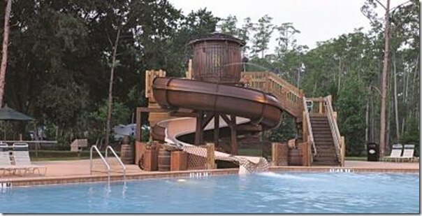 Fort Wilderness Pool