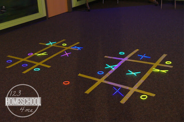 glow in the dark activities for kids
