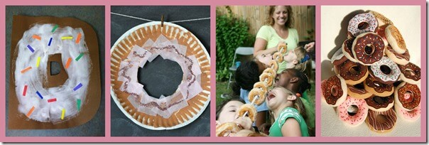 National Donut Day Crafts for Kids